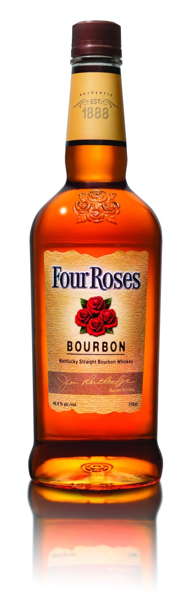 FOUR ROSES yellow label 367x1200 Review: Four Roses Yellow Label Bourbon