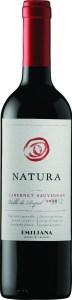 Natura CS 2012 72x300 Review: 2012 Natura Cabernet Sauvignon and 2012 Novas Sauvignon Blanc