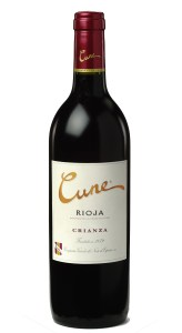cune rioja 164x300 Review: Cune Rioja 2010 Crianza and 2013 Monopole
