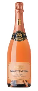 domaine carneros brut rose 125x300 Review: NV Domaine Carneros Cuvee de la Pompadour Brut Rose Napa Valley