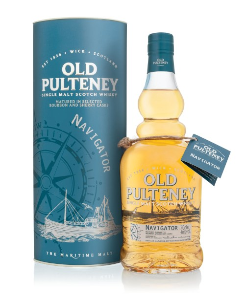 old pulteney navigator 525x649 Review: Old Pulteney Navigator Single Malt Whisky