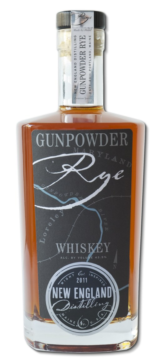 Review: New England Distilling Gunpowder Rye