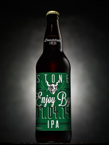 stone enjoy by 225x300 Review: Stone Brewing Enjoy By 07.04.14 IPA