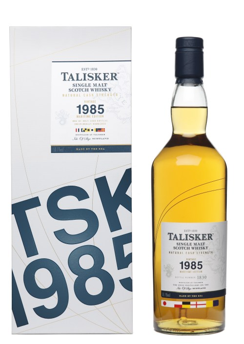Talisker1985 bottlebox High Res 525x742 Review: Talisker 27 Years Old Limited Edition 2013
