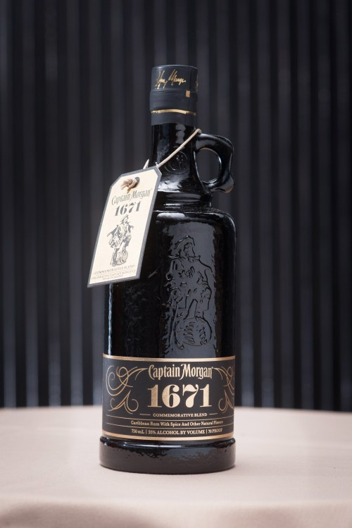 Captain Morgan 1671 525x787 Review: Captain Morgan 1671 Commemorative Blend Spiced Rum