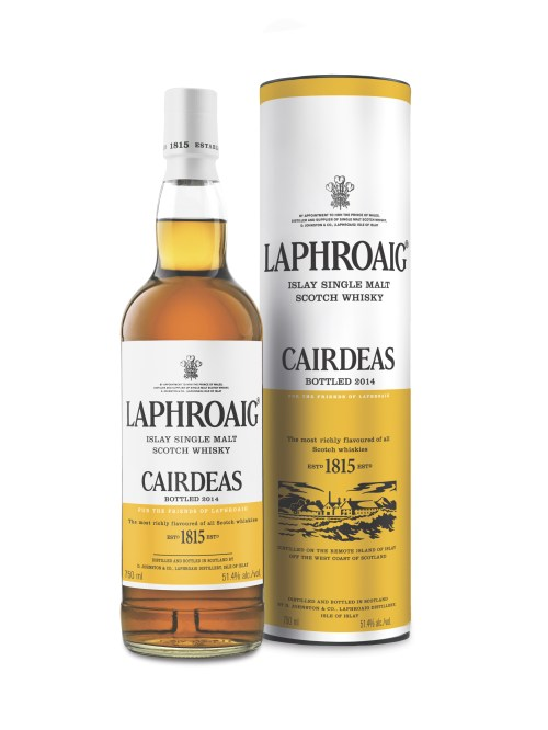 Laphroaig Cairdeas Amontillado 2014 525x700 Review: Laphroaig Cairdeas Amontillado Edition 2014
