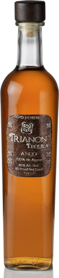 Trianon Anejo 256x1200 Review: Trianon Tequila