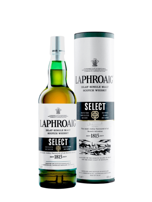 laphroaig select 525x700 Review: Laphroaig Select Single Malt Whisky