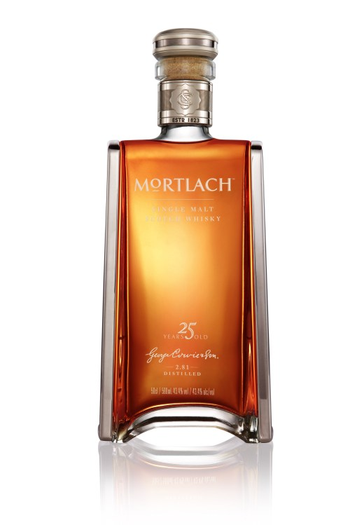 Mortlach 25YO 525x787 Tasting Mortlach Rare Old, 18 Years Old, and 25 Years Old with Georgie Bell