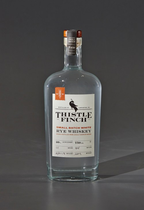 Thistlefinch 039B 525x768 Review: Thistle Finch Small Batch White Rye Whiskey