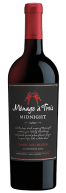 bottle midnight 103x300 Dark Wine Roundup: 2012 Menage a Trois Midnight and 2012 Gnarly Head Authentic Black