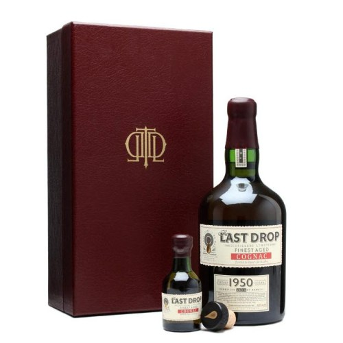 last drop 1950 cognac 525x525 Review: The Last Drop 1950 Fine Aged Cognac