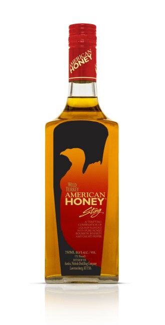 sting 525x1031 Review: Wild Turkey American Honey Sting