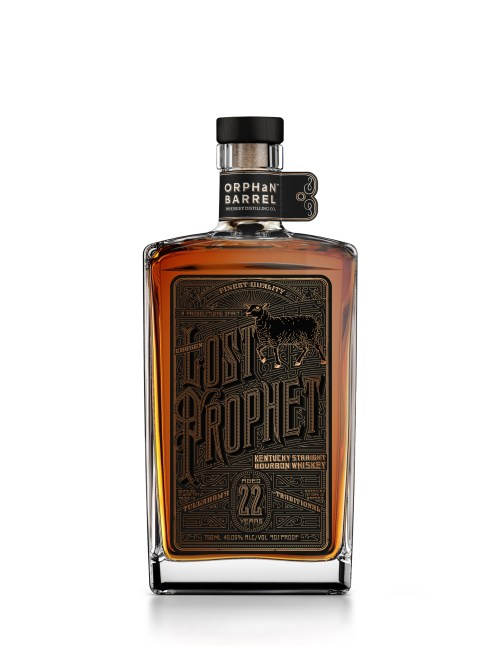 Orphan Barrel Lost Prophet Hi Res Bottle Shot 525x679 Review: Diageo Orphan Barrel Project Lost Prophet Bourbon 22 Years Old