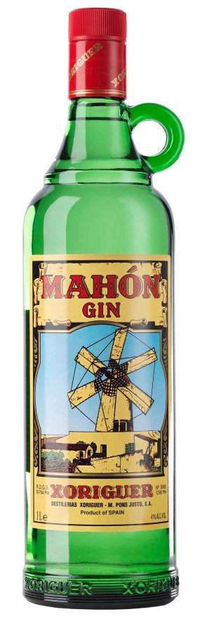 Mahon Gin Bottle USA