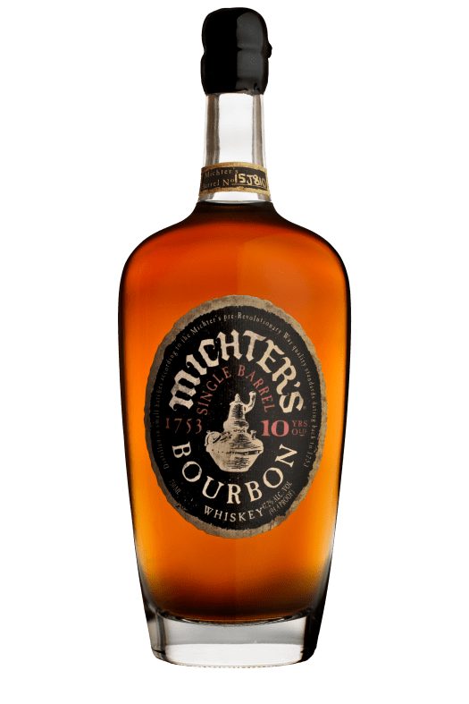 michters 10-Year-Bourbon 2015