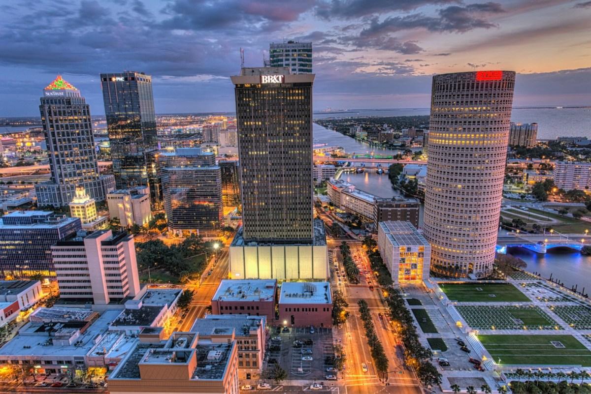Tampa Night