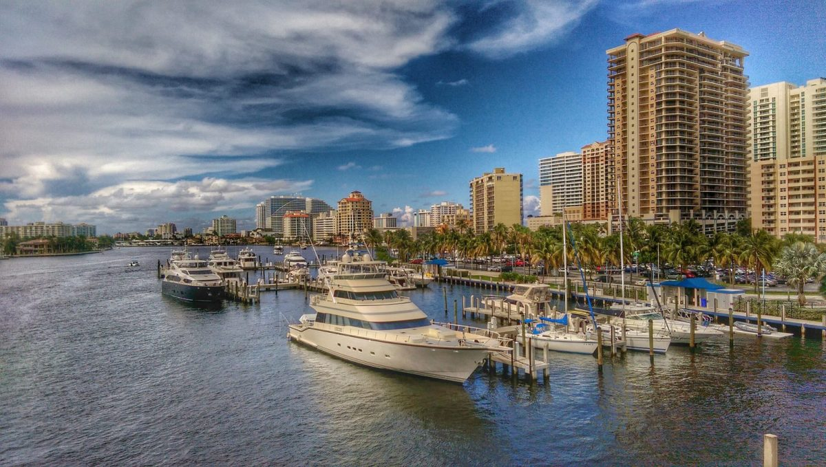 Fort Lauderdale, Florida, U.S.A. Photo via Flickr Creative Commons by Daniel Piraino