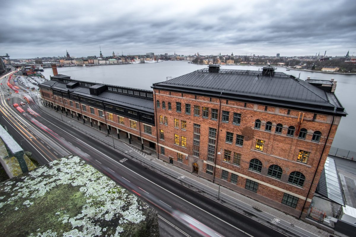 Fotografiska and a view of Stockholm, Sweden. Photo by Giuseppe Milo via flickr CC