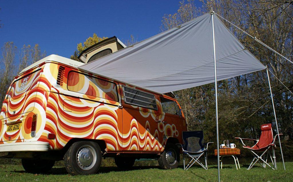 Campervan in Australia