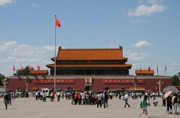 Tiananmen Square. Photo by yuan2003 via Flickr CC