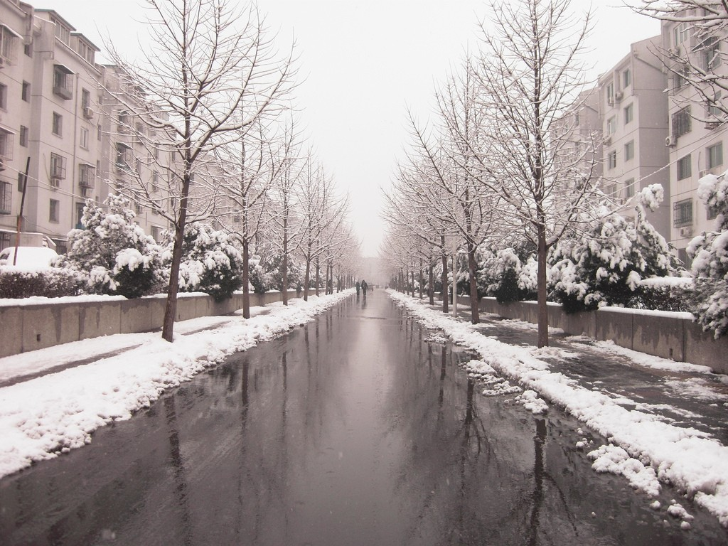 Winter in Beijing. Photo by Cory M. Grenier via Flickr CC