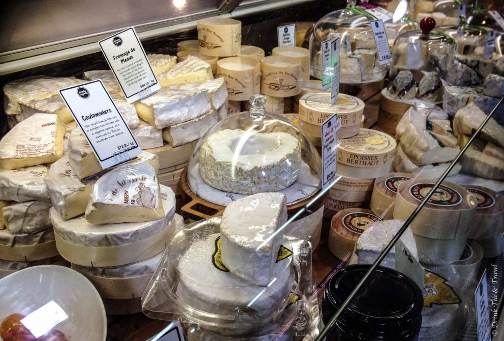 The Smelly Cheese Shop, Adelaide Central Market