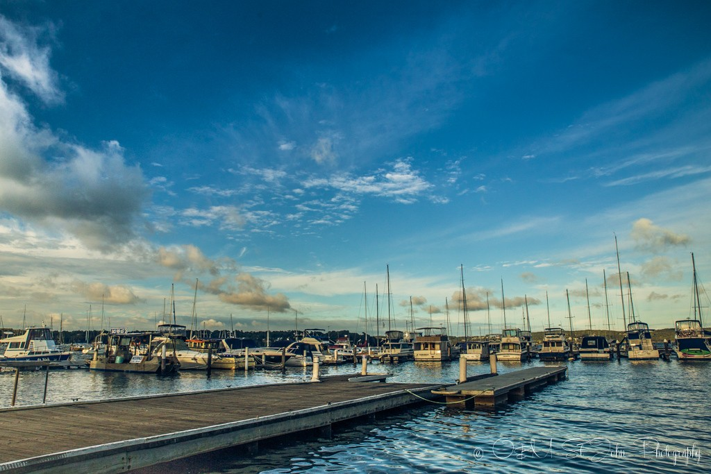 Lake Macquarie, Toronto Marina, NSW. Australia