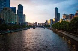 Australia Melbourne Cover Photo