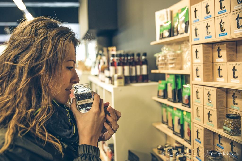 The Art of Tea in Tasmania Australia