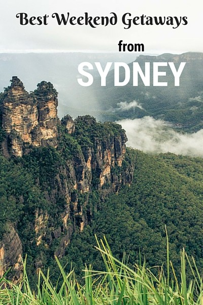 Whether you are looking to shake up your routine, want to escape with a loved one, or simply need a reason to get out of Sydney, there are lots of great weekend getaway from Sydney just a few hours away.