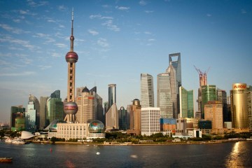 Shanghai China. Cover Photo