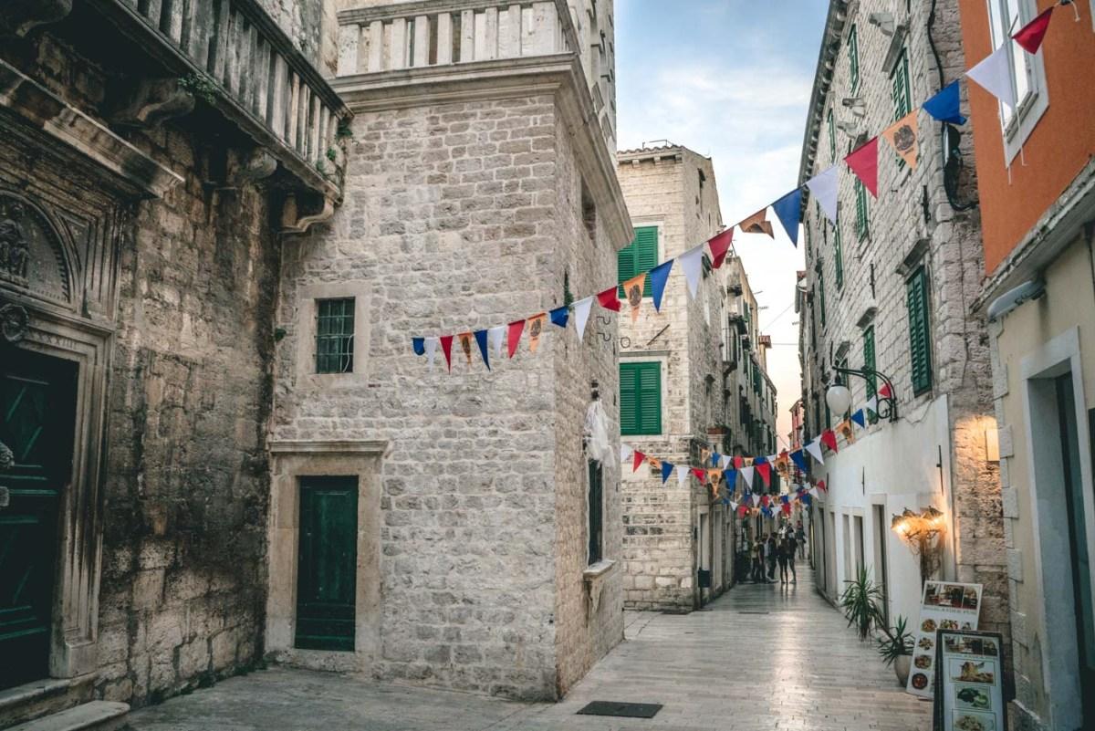 Sibenik, Central Dalmatia