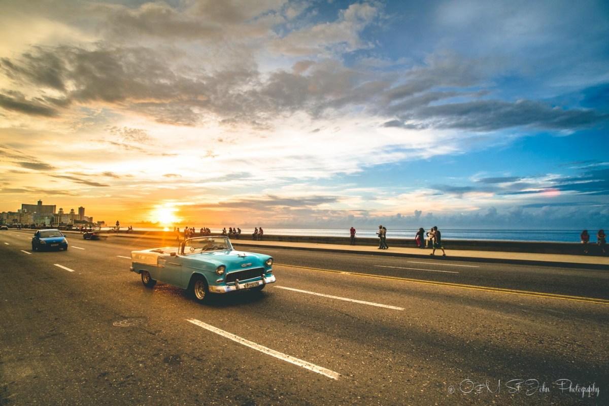 Beautiful July day in Havana