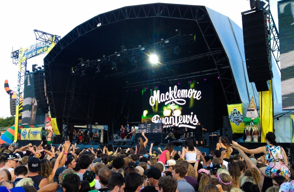 Australian Music Festivals: Future Music Festival, Brisbane, QLD