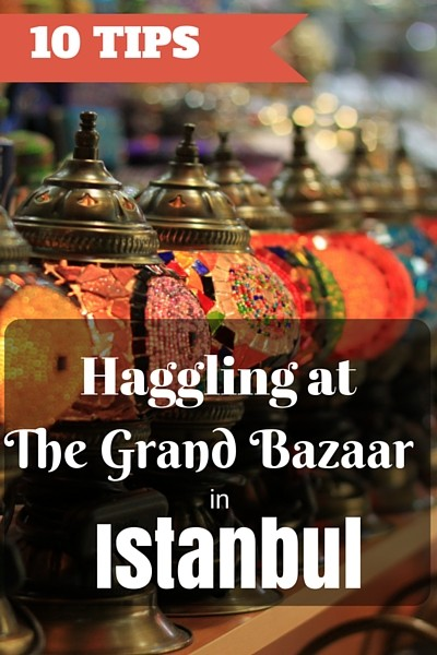 our day at the Grand Bazaar can turn out to be one of the best days of your visit to Turkey or one of the worst!