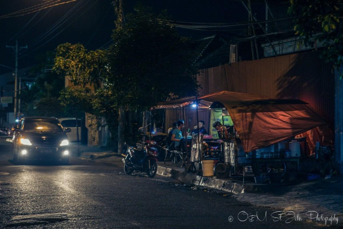 Warung Mie Jakarta, Yogyakarta, Indonesia