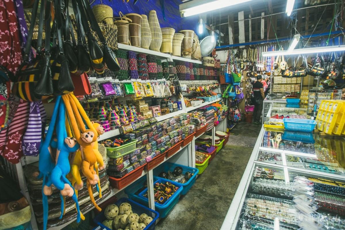 Handicraft Market, Kota Kinabalu, Sabah. Malaysia