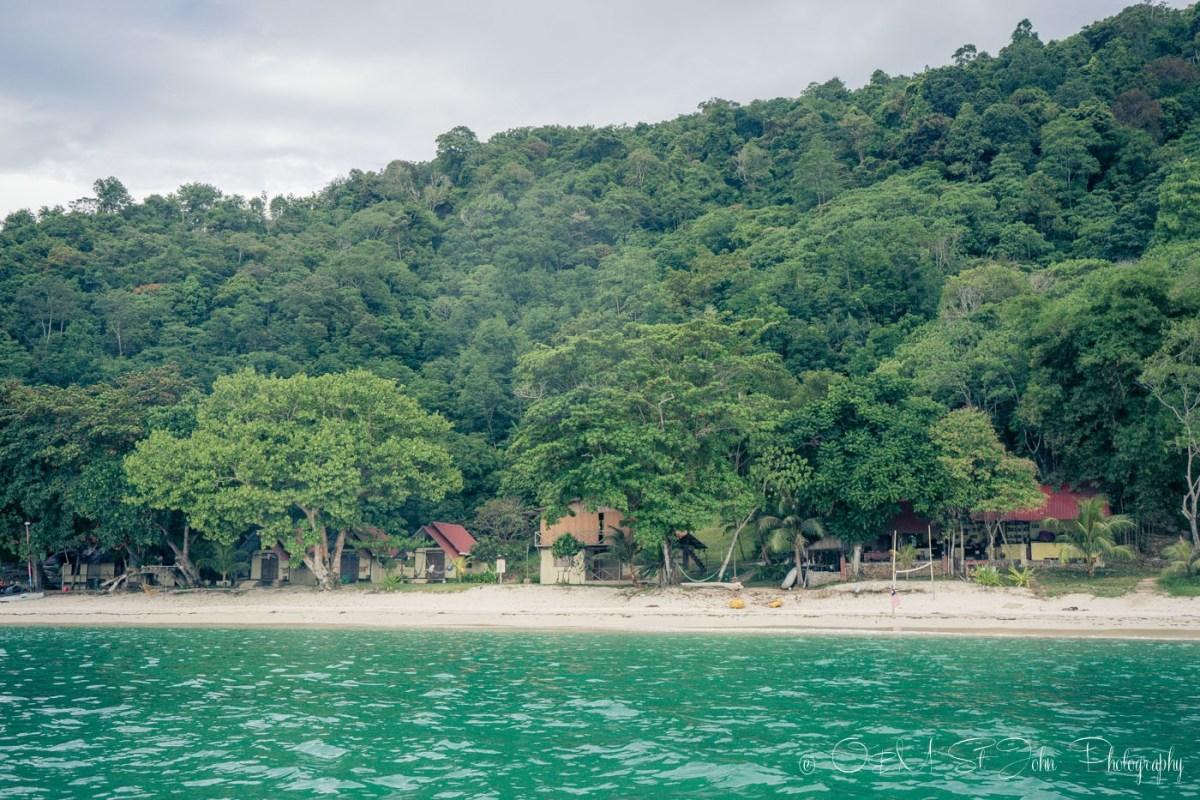Manana Borneo Resort, a piece of paradise in Sabah. Malaysia. Borneo