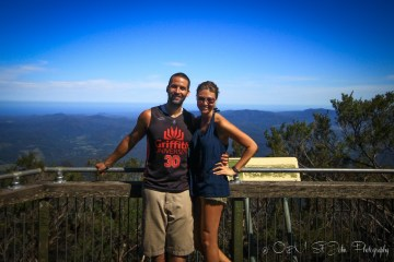 Oksana & Max Australia Mt Warning-7008