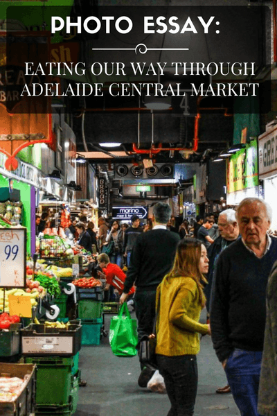 The Adelaide Central Market is one of the most popular tourist attractions in Adelaide, famous for its fresh produce and vibrant atmosphere.