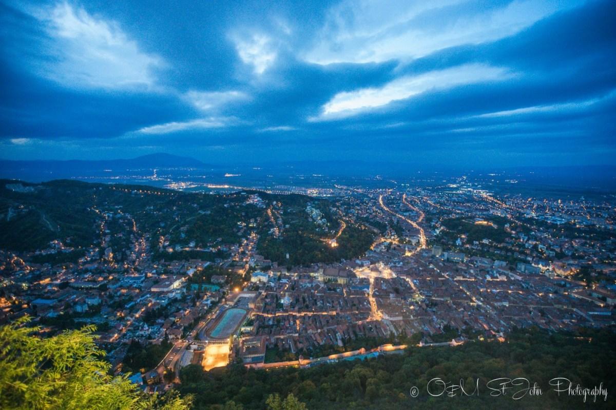Tampa Hill, Brasov. Romania