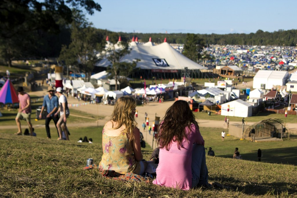 Australian Music Festivals: Splendour in the Grass, Byron Bay, NSW
