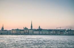 Old Town Stockholm, Sweden