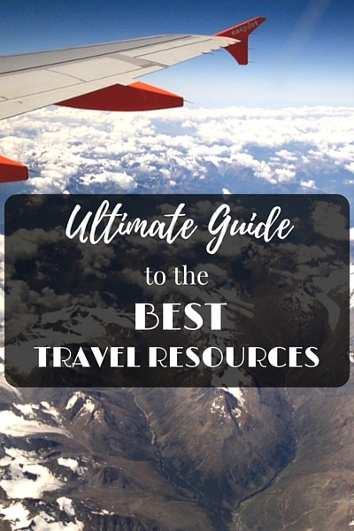 From best websites to book flights and hotels, to our favourite travel photography equipment and other gear we can't travel without. This is our Ultimate guide to the best Travel Resources!