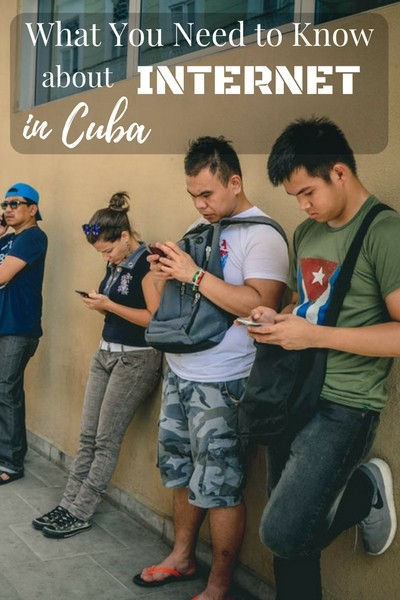 Cuba is one of the only countries in the world that does not have free internet access. But despite what many think, it is still possible to access the internet in Cuba. In this post we share our tips and advice for staying connected while in Cuba for cheap (well relatively)
