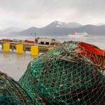 8Jan14 Day64 - King Crab pots @ Puerto Williams