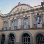 4Oct14 Day333 - Teatre, Popayan, Colombia