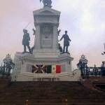 5Dec14 Day395 - Monumento a Los Heroes de Iquique, Valparaiso, Chile
