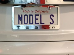 Tesla plate